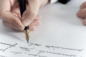配偶者ビザの更新に必要な提出書類の書き方